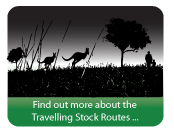 Find out more about Travelling Stock Routes …